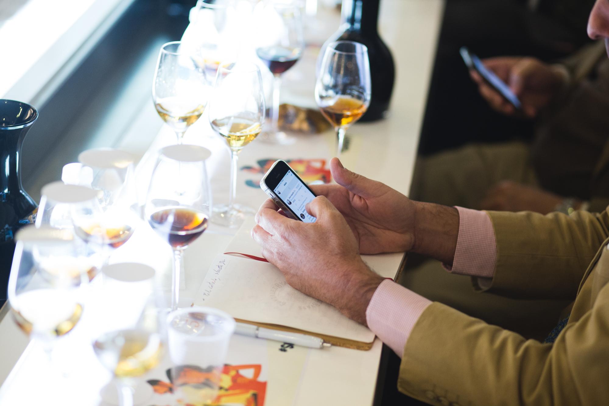 Online Wine Tastings