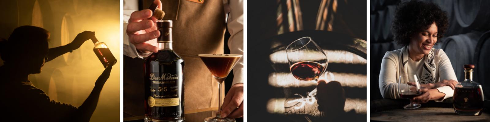 Dos Maderas Aged Rum Digital Strategy